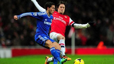 Chelsea: Quẳng gánh lo đi mà... đá!
