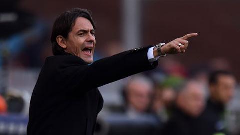 Filippo Inzaghi đã giúp Milan tiến bộ ở những điểm nào?