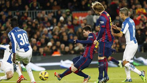 Barca và Messi đã có câu trả lời xứng đáng cho Real và Ronaldo