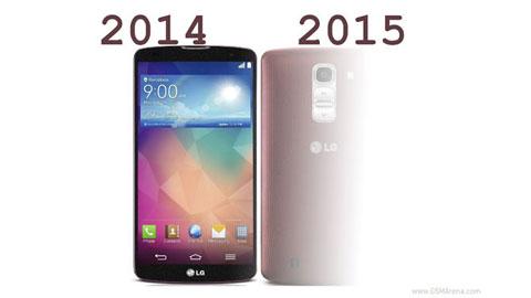 LG G4 sẽ có màn hình 5.7-inch QHD, chip 8 nhân NUCLUN