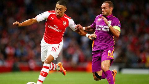 02h45 ngày 10/12, Galatasaray vs Arsenal: Đòi nợ Pháo thủ