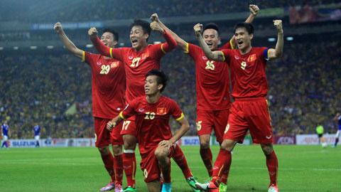 Chuyển động AFF Suzuki Cup 2014 (9/12)