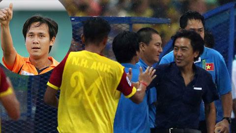 Tiền vệ Nguyễn Minh Phương (SHB Đà Nẵng):