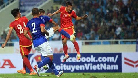 Trận Việt Nam - Malaysia vẫn trực tiếp trên VTV6