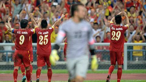 Báo chí nước ngoài dự đoán thế nào về trận Việt Nam vs Malaysia?