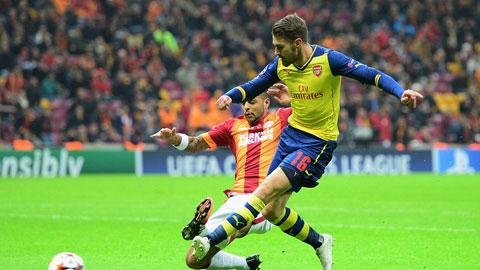 15 lần liên tiếp qua vòng bảng, nhưng cơ hội nào cho Arsenal khi là