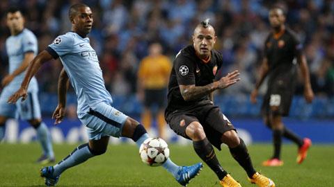 AS Roma vs Man City: Ngày Serie A chống lại Premier League