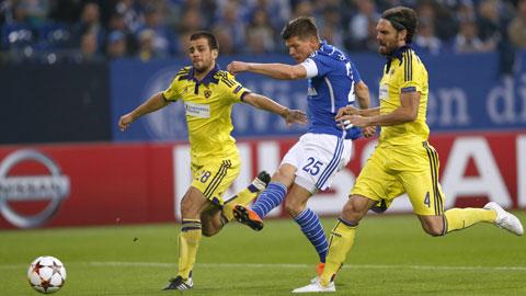 02h45 ngày 11/12, Maribor vs Schalke: Quyết thắng và chờ…