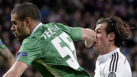 Hậu vệ Ludogorets cho Bale