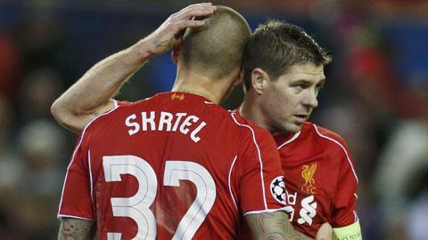 Steven Gerrard: Gạch nối duy nhất của 10 năm!