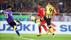 ĐT Việt Nam 2-4 Malaysi: Ngày tận thế