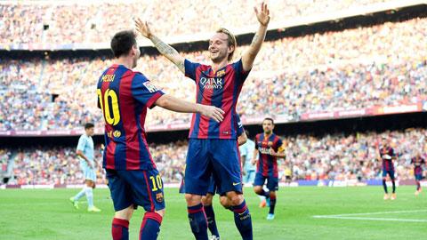 Sẽ không có gì ngăn cản Barca giành chiến thắng thứ 9 liên tiếp