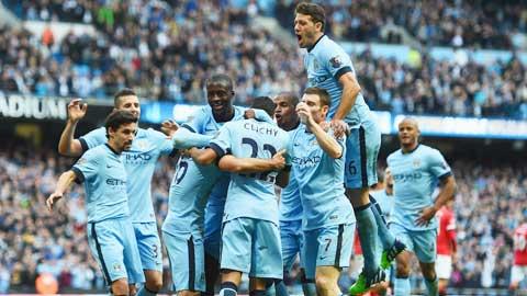 Man City sẽ dễ dàng giành chiến thắng để bám đuổi ngôi đầu bảng của Chelsea