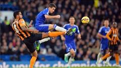 Chelsea 2-0 Hull City: Trở lại quỹ đạo chiến thắng