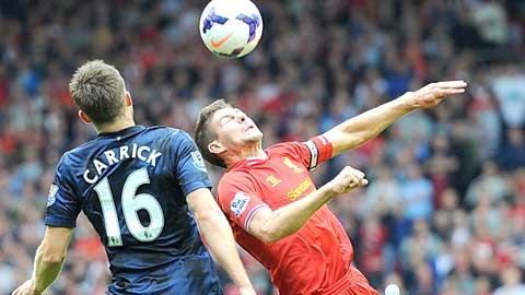M.U - Liverpool vẫn chưa đúng nghĩa của một trận derby đích thực