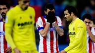 Atletico 0-1 Villarreal: Đứt mạch thắng
