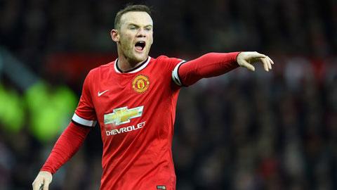 Rooney đang có phong độ rất cao thời gian gần đây