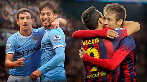 Nội soi thực lực Barca, đối thủ nhiều duyên nợ của Man...