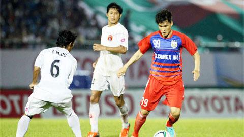VPF đã công bố lịch thi đấu V-League 2015