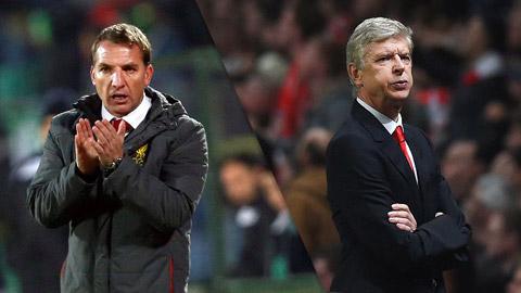 Rodgers cần phải học hỏi nhiều từ Wenger
