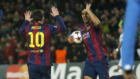 """Barca sẽ không khó dội mưa gôn vào lưới """"tí hon"""" Cordoba"""