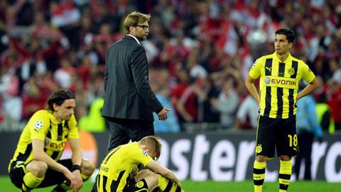 Việc Dortmund gây thất vọng liên tiếp là điểm nhấn xuyên suốt lượt đi Bundesliga
