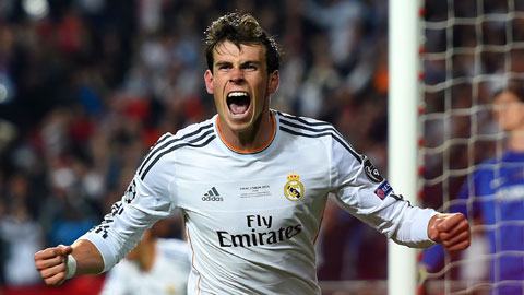 Mức giải phóng hợp đồng của Bale đang là cao nhất thế giới, cùng Ronaldo&lt;br /&gt;<br />