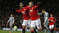 M.U 3-1 Newcastle: Rooney tặng quà cho Quỷ đỏ