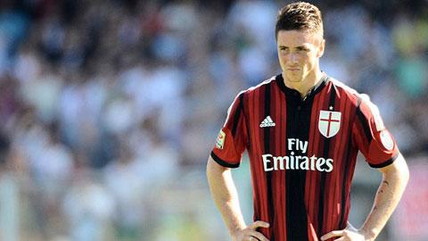 Milan sẽ ký hợp đồng chính thức với Torres ngày 5/1 tới