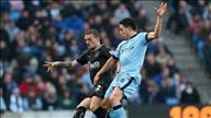 Manchester City 2-2 Burnley: Thất vọng Man xanh