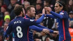 Stoke City 1-1 Man Utd: Vấn nạn sân khách