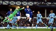 Everton 1-1 Man City: Đánh rơi chiến thắng