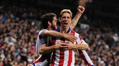 Real Madrid 2-2 Atletico Madrid: Torres làm lu mờ Ronaldo