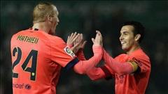 Elche 0-4 Barca (chung cuộc 9-0): Hẹn Atletico Madrid ở tứ kết