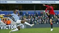 QPR 0-2 Man Utd: Kép phụ lên tiếng