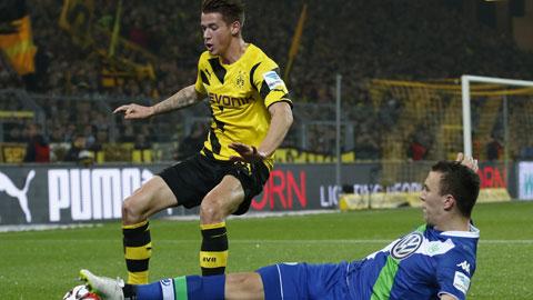 Gặp Utrecht là cơ hội thuận lợi để Dortmund (trên) có chiến thắng thứ 3 liên tiếp