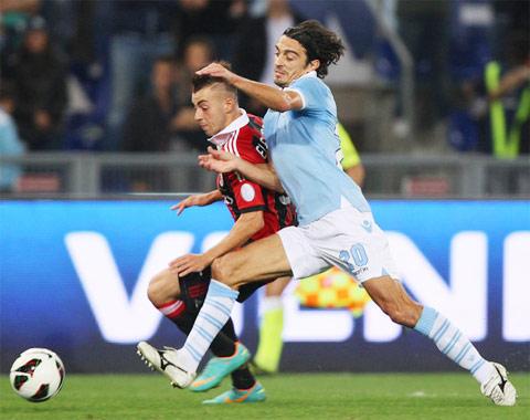 Bình luận bóng đá: Lazio vs Milan: Dưới cơ càng dễ đá!