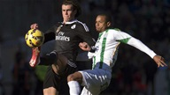 Cordoba 1-2 Real: Ronaldo nhận thẻ đỏ, Bale tỏa sáng