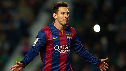Messi có thể đứng trên đỉnh cao đến bao giờ?