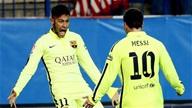 Atl.Madrid 2-3 Barca: Torres ghi bàn, nhưng Neymar còn hơn thế