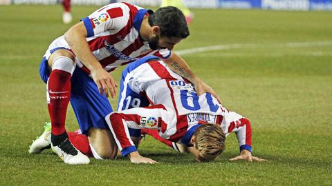 Nụ hôn của Torres