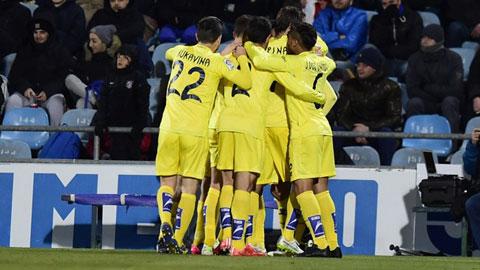 Tứ kết cúp Nhà vua: Villarreal, Bilbao, Espanyol đi tiếp