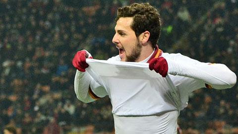 Mattia Destro chính thức gia nhập Milan