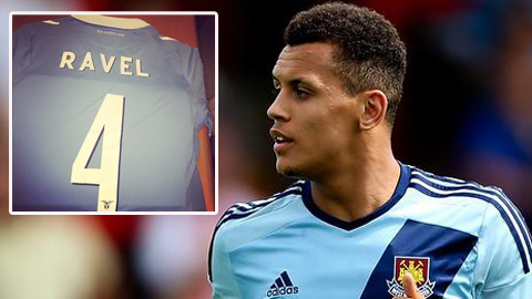 Cựu sao trẻ nhận áo số 4 ở Lazio
