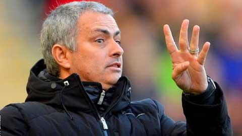 """Mourinho đang nói """"không"""" với truyền thông Anh"""