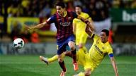 Barcelona 3-2 Villarreal: Kiên trì bám đuổi