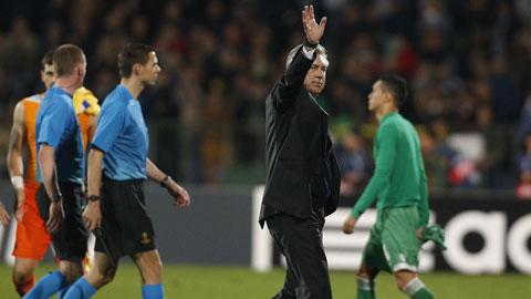 HLV Ancelotti đang giúp Real thăng hoa mà không phụ thuộc vào bất cứ ngôi sao nào