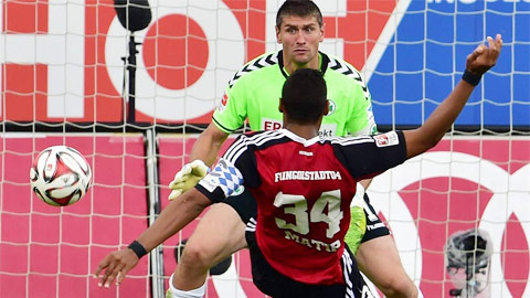 Greuther Fuerth vs Ingolstadt
