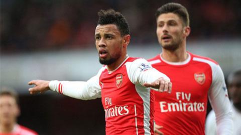 Coquelin đang là nhân tố không thể thiếu của Arsenal
