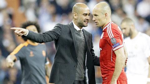 Liệu HLV Guardiola có thể đưa chiến thắng về với Bayern?